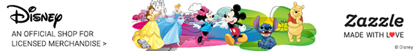 Disney gifts shop of licensed merchandise