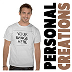 Personal Creations via Zazzle