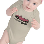 Best baby bodysuits on Zazzle