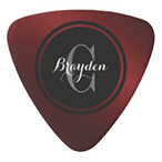 Best guitar picks on Zazzle